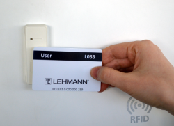 RFID – Elektronisches Schloss with 13,56MHZ MIFARE® L033-A02