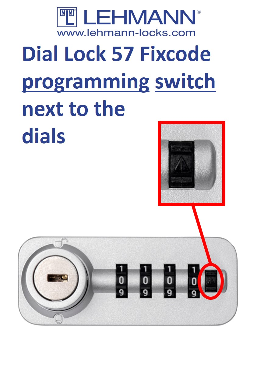Combination lock - Lehmann (EN)
